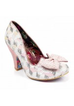 Irregular Choice Nick of Time (Pink/Multi)